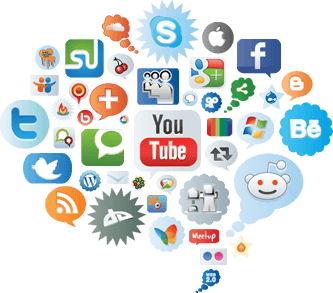 social MediaMarketing Icon